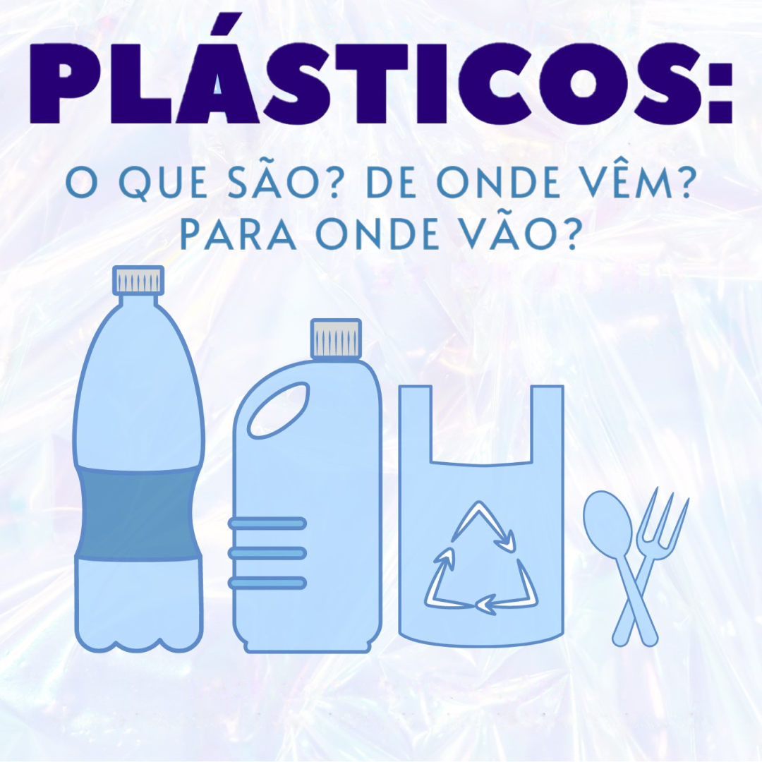 Plásticos: o que são? De onde vêm? Para onde vão?