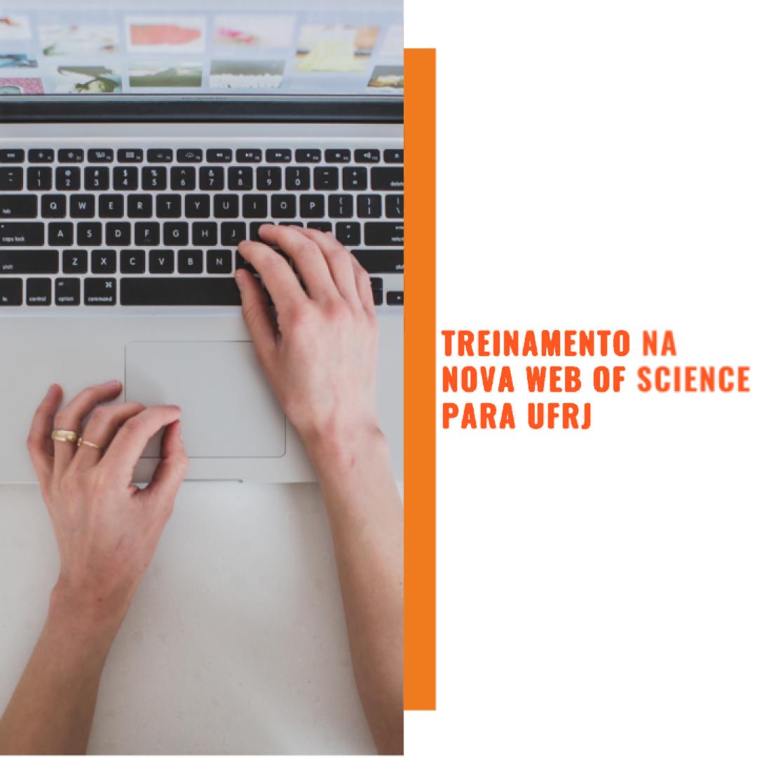 Treinamento na nova Web of Science para UFRJ