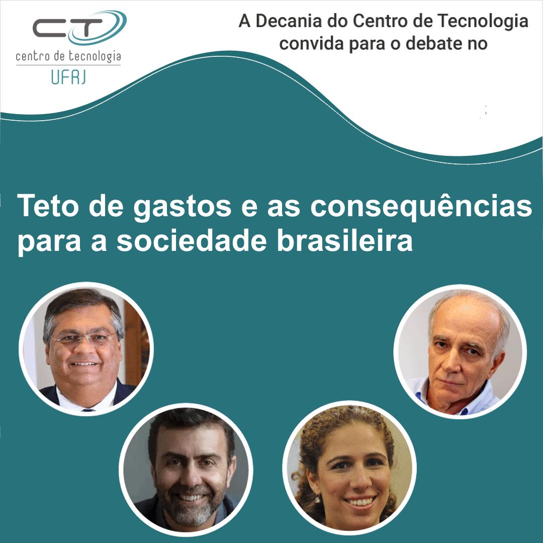 Teto de gastos e as consequências para a sociedade brasileira