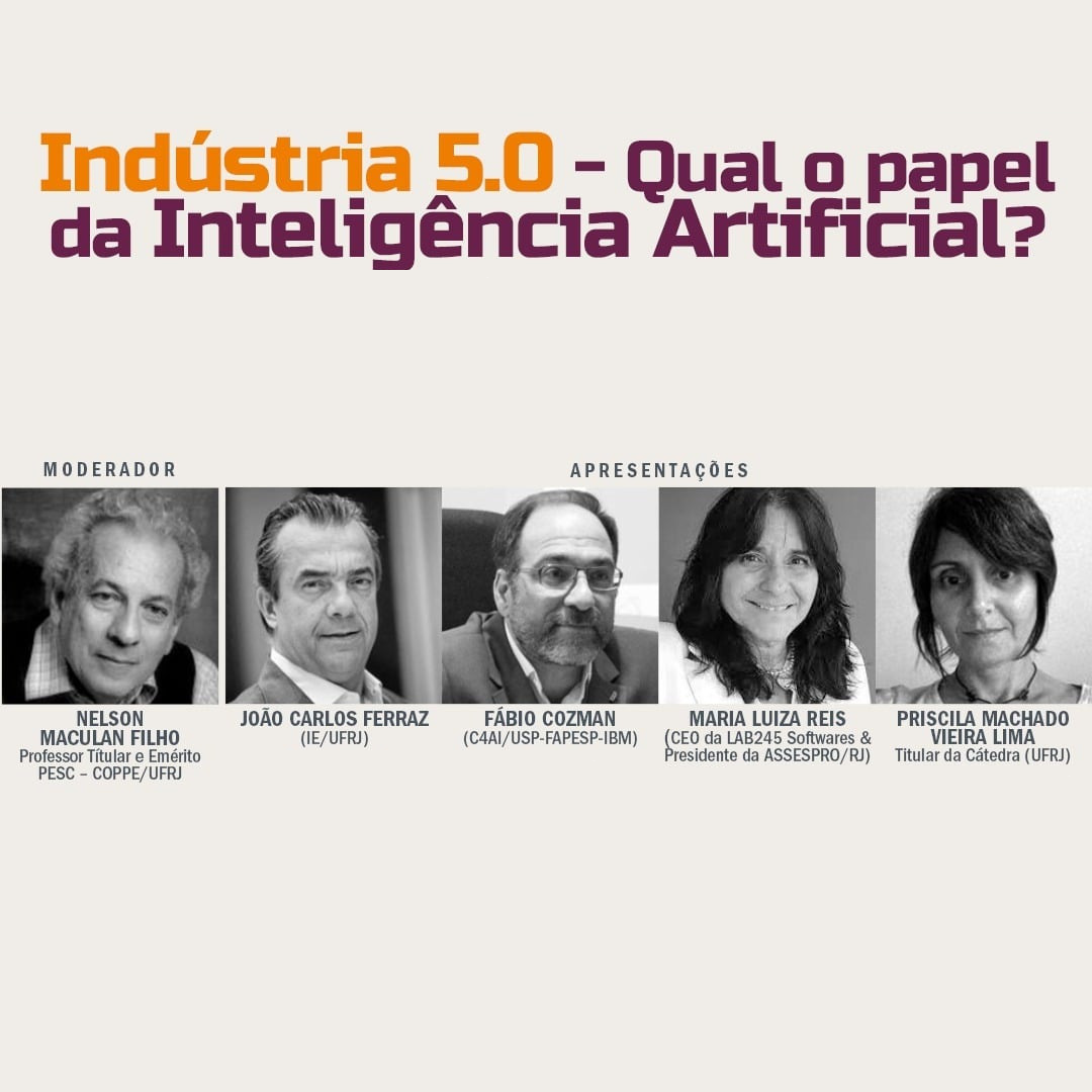 Indústria 5.0: qual o papel da Inteligência Artificial?