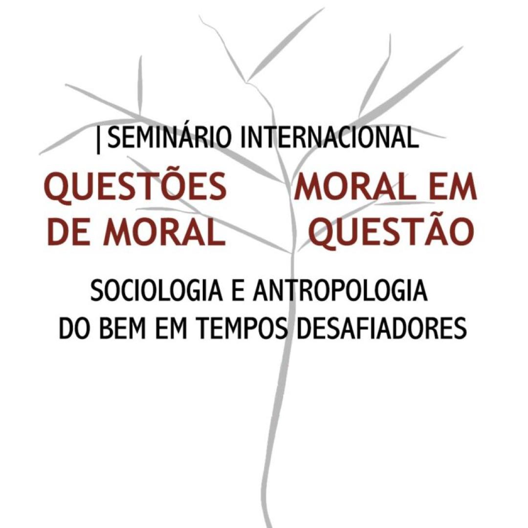 I Seminário Internacional Questões de moral