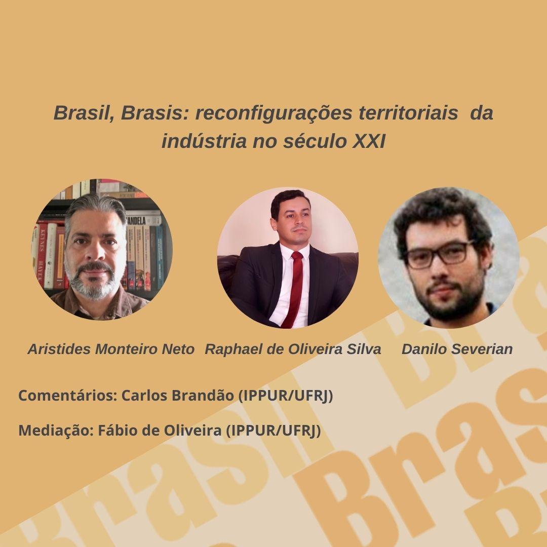 Brasil, Brasis: reconfigurações territoriais da indústria no século XXI