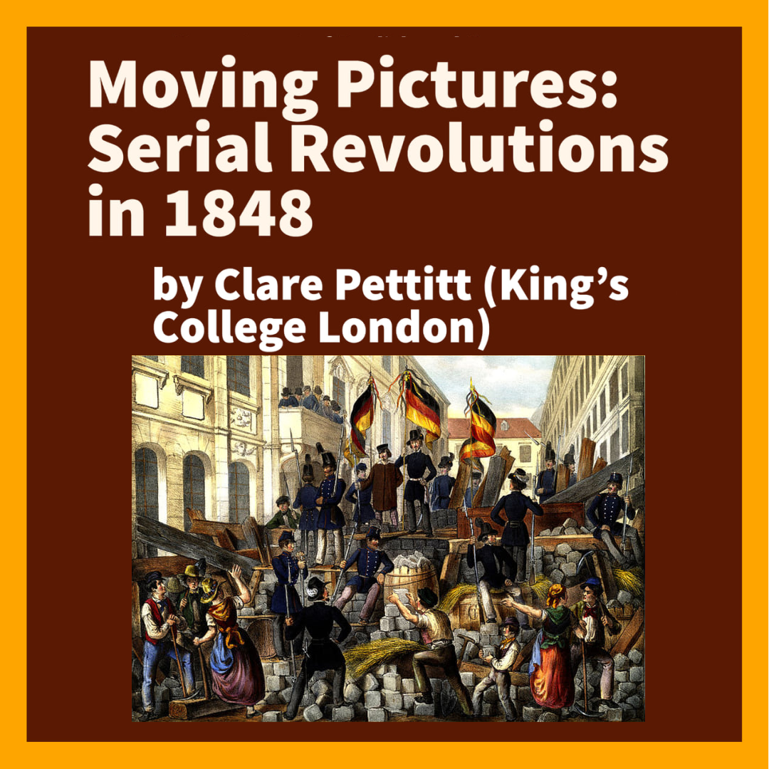 Moving pictures: serial revolutions in 1848