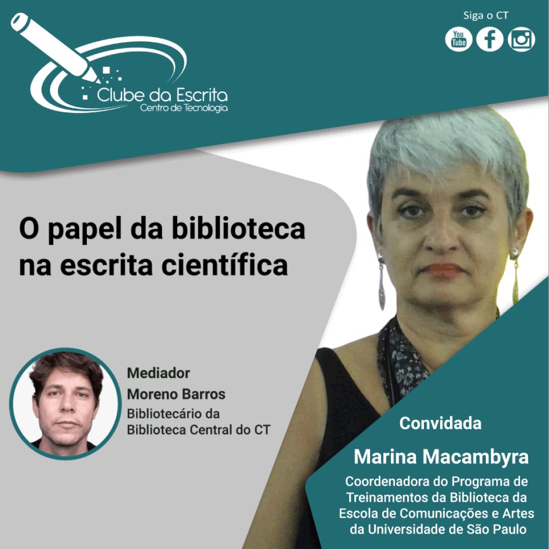 O papel da biblioteca na escrita científica