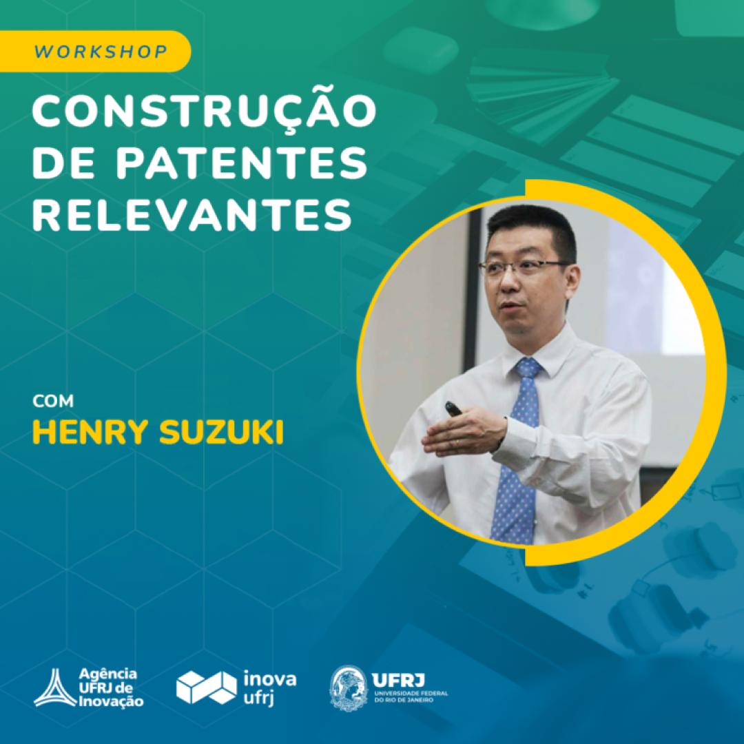 Construção de patentes relevantes