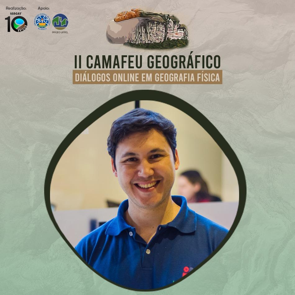 II Camafeu Geográfico - Pesquisa e Mercado de Trabalho